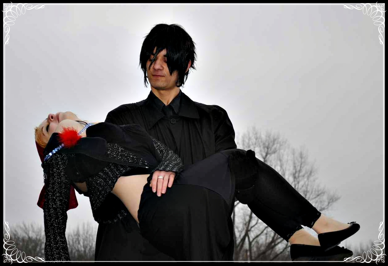 Noctis and Anna